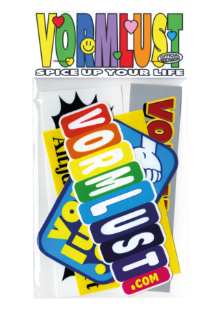"""stickerpack"" ""vormlust"" ""90s"" ""nineties"""